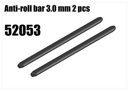 Anti-roll bar 3.0mm 2pcs