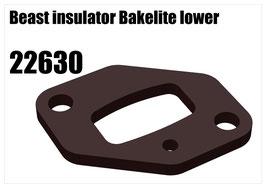 Beast insulator Bakelite lower