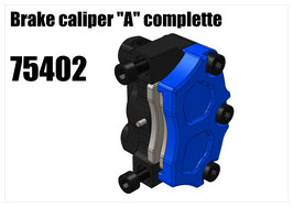 "Brake caliper ""A"" complette"