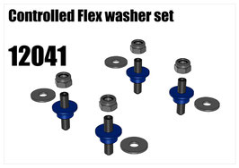 Alloy small controlled Flex washer set