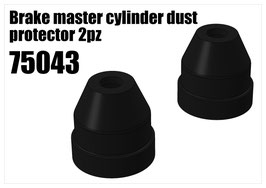 Brake dust protector for master cylinder 2pcs