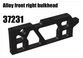 Alloy front right bulkhead