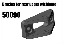 Bracket for rear upper wishbone F1