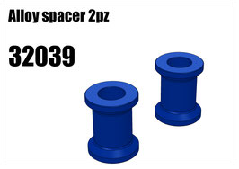 Alloy spacer 2pcs