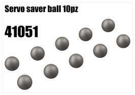 Steel ball for servo saver 10pcs