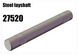 Steel layshaft