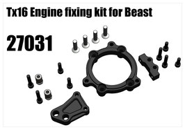 Tx16 Engine fixing kit for Beast