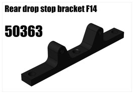 Rear drop stop bracket