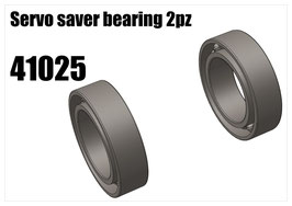 Servo saver bearing 2pcs