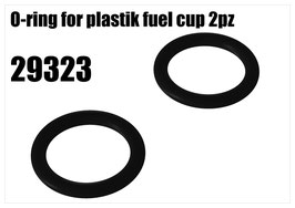 O-ring for plastik fuel cup 2pcs