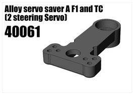 "Alloy servo saver part ""A"""