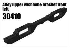 Alloy upper wishbone bracket front left