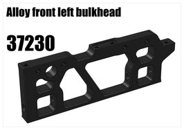 Alloy front left bulkhead