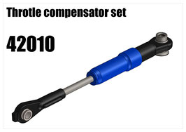 Throtle compensator set