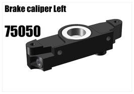 Brake caliper left