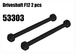 Steel ball drive driveshaft 2pcs