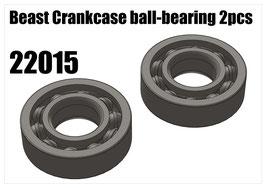 Beast Crankcase ball-bearing 2pcs