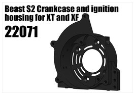 Beast S2 Crankcase for XT and XF