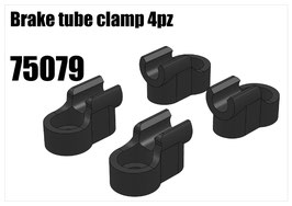 Brake tube clamp 4pcs
