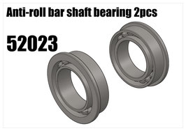 Anti-roll bar shaft bearing 2pcs