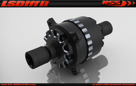 Differential Combo for XT Touring Car Chassis kit LSDiff II