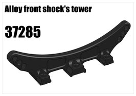 Alloy front shock's tower