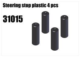 Steering stop plastic 4pcs
