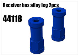 Receiver box alloy leg 2pcs