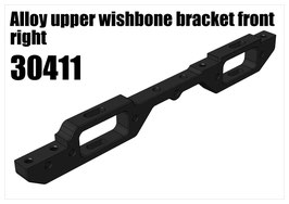 Alloy upper wishbone bracket front right