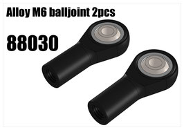 Alloy M6 balljoint 2pcs