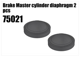 Brake Master cylinder diaphragm 2pcs