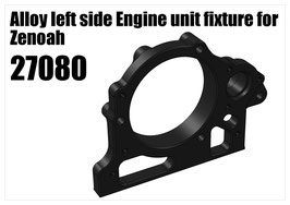 Alloy left side Engine unit fixture for Zenoah