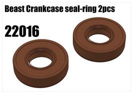 Beast Crankcase seal-ring 2pcs