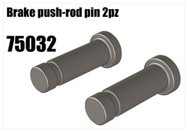 Brake steel push-rod pin 2pcs