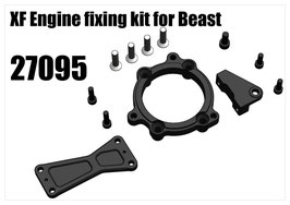 XF Engine fixing kit for Beast