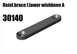 "Alloy reinforce brace for lower wishbone ""A"""