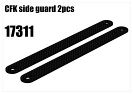 CFK side guards 2pcs