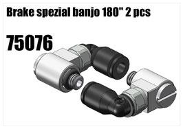 """Brake spezial banjo 180"""" 2pcs"""