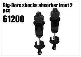 Big-Bore shocks absorber front 2pcs