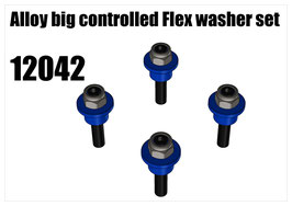 Alloy big controlled Flex washer set
