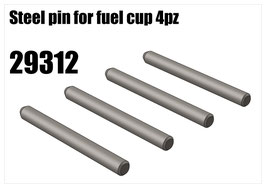 Steel pin for fuel cup 4pcs