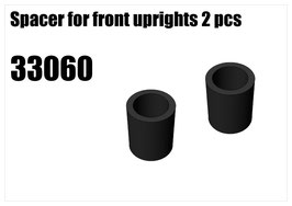 Spacer for front uprights 2pcs