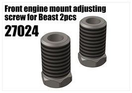 Front engine mount screw for Beast 2pcs