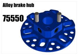 Alloy brake hub