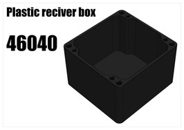 Receiver box lower body