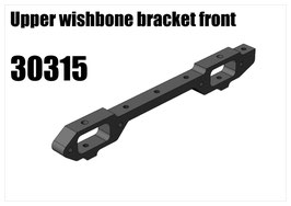 Upper wishbone bracket front