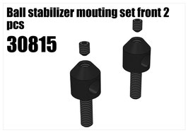 Ball stabilizer mouting bolt 2pcs