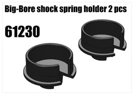 Shock's plastic spring holder 2pcs