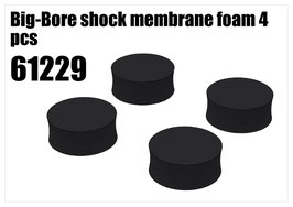 Shock membrane foam 4pcs