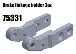 Brake alloy linkage holder 2pcs